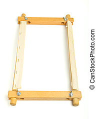 Tapestry Frame - Wooden tapestry or embroidery frame...
