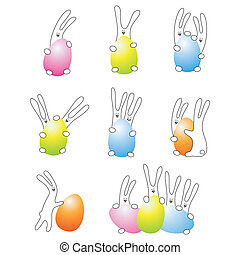 Easter-Icons