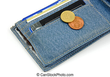 wallet and money