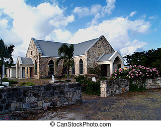 St Johns Anglican Church in Antigua - St. Johns Anglican...