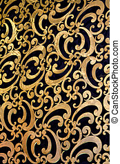 Florence pattern - Medieval Florence style art and craft...