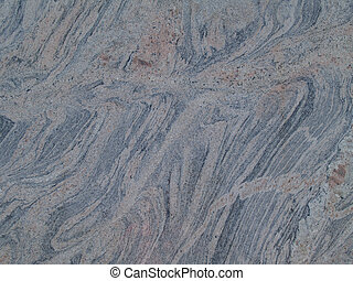 Gray Marbled Grunge Texture - Gray, and blue colored marbled...