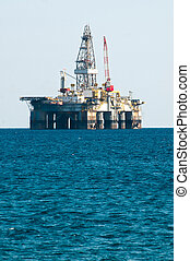 Sea Oil Rig Drilling Platform - Oil Rig Drilling Platform in...