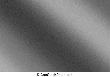 Shiny brushed metal texture background