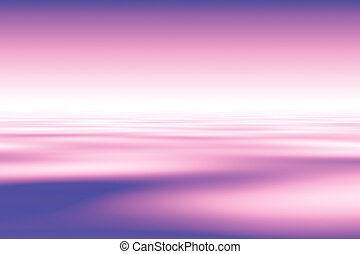 Abstract pink water background