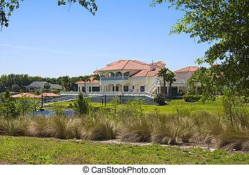Lake Mansion