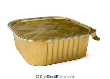 Food foil container - Closed foil take away food containers...