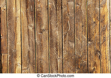 Multiple weathered wood planks - Old weathered wood planks...