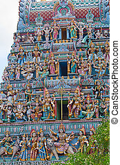 Sri Mariamman Temple is oldest Hindu temple in Singapore....