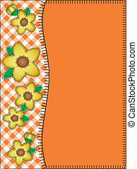 Vector Orange Copy Space - eps10 Vector orange copy space...