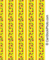 Vector Eps10 Yellow Wallpaper - Vector eps10. Yellow Striped...