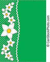 Vector Eps 10 Green Copy Space