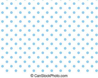Jpg Blue Polka Dots - Jpg White background with blue polka...