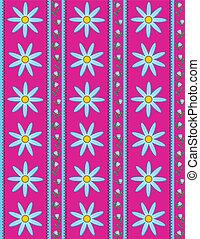 Vector Eps 10 Pink Wallpaper