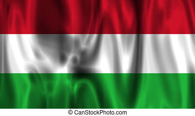 Hungary Flag - National flag of Hungary
