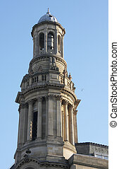 Manchester England UK - Historic building central Manchester...