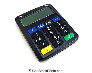 Online banking pin number generator
