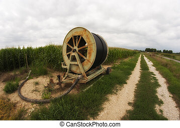 Agriculture Machinery, Italy