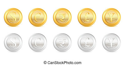 Gold and Silver Currency