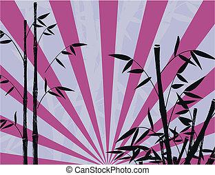 bamboo background1
