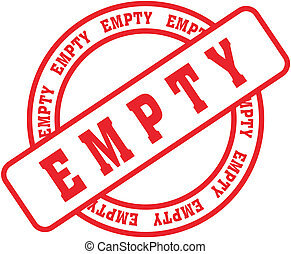 empty word stamp5 - empty word stamp in vector format