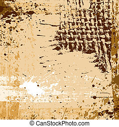 abstract  grunge background, vector
