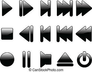 multimedia symbols