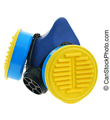 Respirator. The device for protection of bodies of breath...