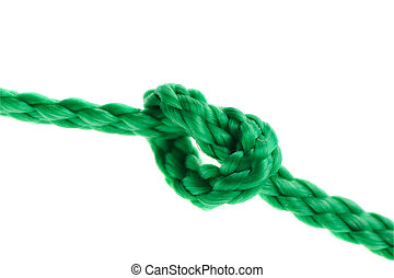 Knot on a cord