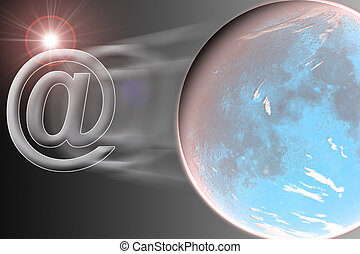 Mail planet