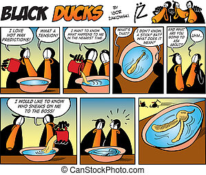 Black Ducks Comics episode 20 - Black Ducks Comic Strip...