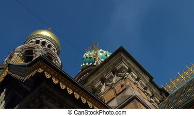 The Saviour on the Spilled Blood Cathedral Sankt-Petersburg