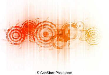 Cool Party Abstract Background as a Art