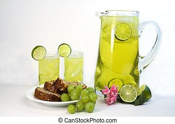 Lime Beverage