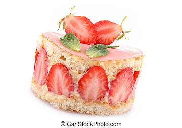 strawberry shortcake - dessert, strawberry shortcake...