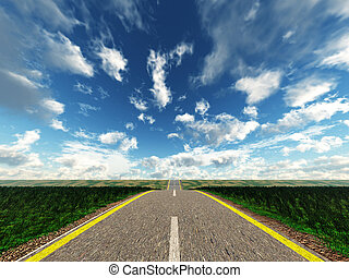 automobile highway