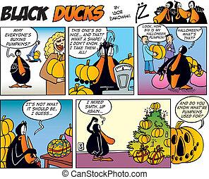 Black Ducks Comics episode 28 - Black Ducks Comic Strip...