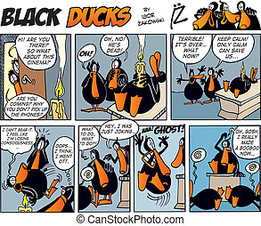Black Ducks Comics episode 29 - Black Ducks Comic Strip...