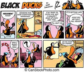 Black Ducks Comics episode 32 - Black Ducks Comic Strip...