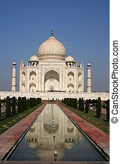 proof of love - The Indian monument Taj Mahal