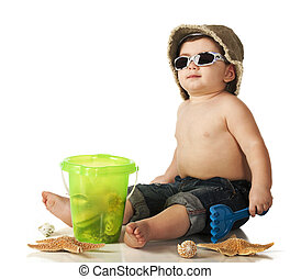 Baby Beach Bum