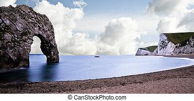 UNESCO World Heritage Jurassic Coast Durdle Door - UNESCO...