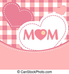 Happy Mothers Day EPS 8 vector file included