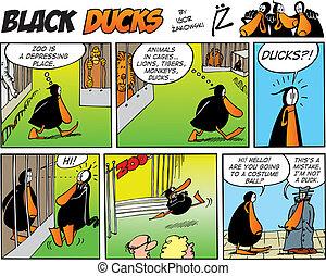 Black Ducks Comics episode 59 - Black Ducks Comic Strip...