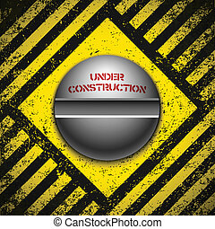 Construction background. Vector illustration. Eps10