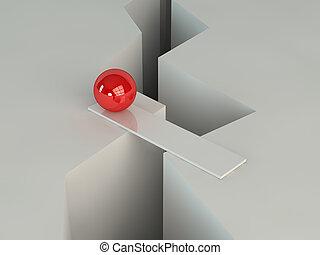 Crossing sphere