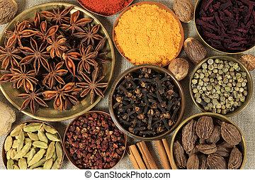 Seasoning ingredients