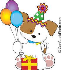Cute Puppy Birthday