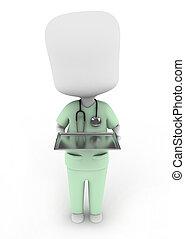 Medicine Tray