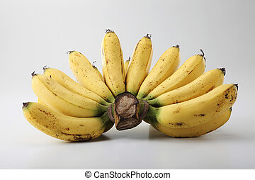 fruits - bananas on the backgrounds